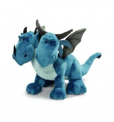 blue dragon à deux têtes N37488 Nici- Futurartshop.com