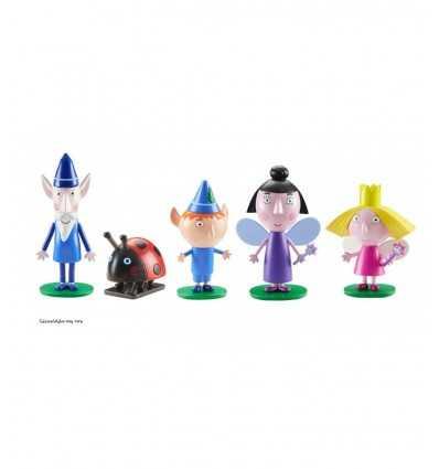 Ben e Holly confezione 5 personaggi GCH05279 Giochi Preziosi-Futurartshop.com