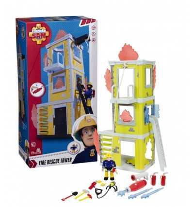 Sam la tour de formation de pompier NCR18256 Gig- Futurartshop.com