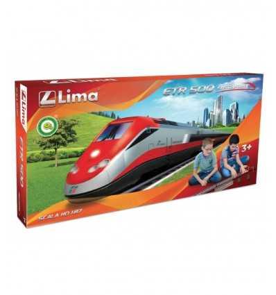 Frecciarossa ETR 500 tåg HL1401 Lima- Futurartshop.com