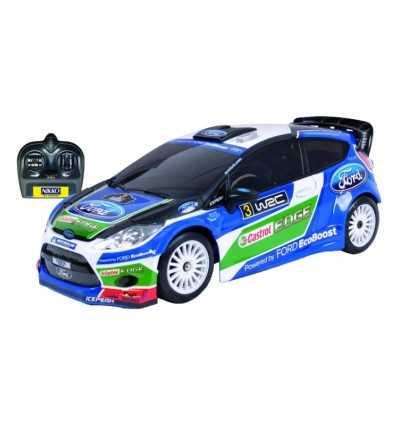 Gatan bilar Ford Fiesta radiostyrd GG03011 Grandi giochi- Futurartshop.com
