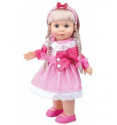 bambola che canta e cammina Amore Mio GG71010 Grandi giochi-Futurartshop.com