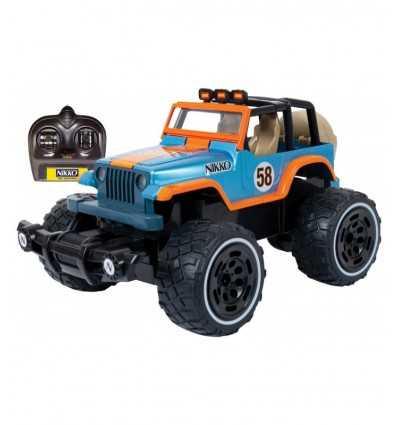 Jeep Wrangler w skali 1:18 RC GG03032 Grandi giochi- Futurartshop.com