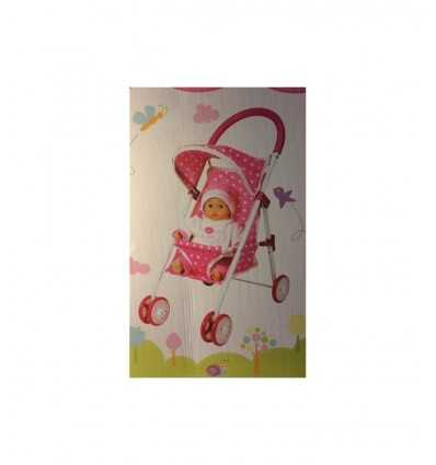 stroller and Doll HDG30144 Giochi Preziosi- Futurartshop.com