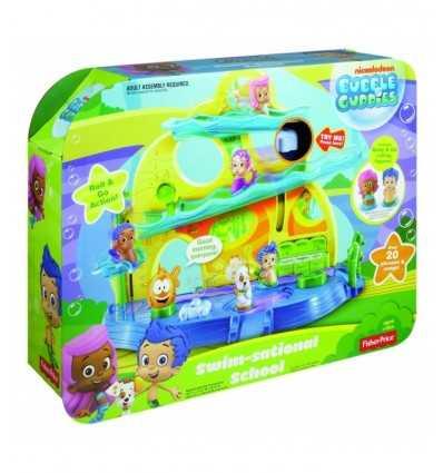 La Scuola dei Bubble Guppies CDB02 Fisher Price-Futurartshop.com