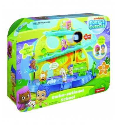 The school of the Bubble Guppies CDB02 Fisher Price- Futurartshop.com
