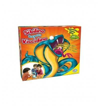 Sibilino il serpente visicidino 1234 Editrice Giochi-Futurartshop.com