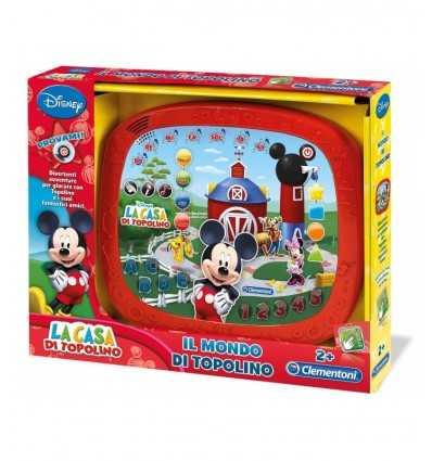 Il mondo di Topolino 13683 Clementoni-Futurartshop.com