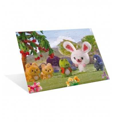 Mofy geformte Kiste Puzzle 45716 Lisciani- Futurartshop.com