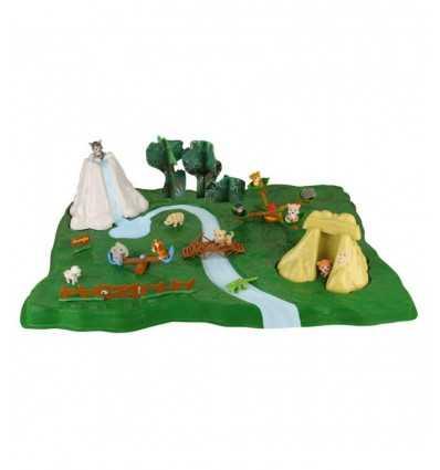 Großen Dschungel von Cuccioli Cerca amici NCR00908 Gig- Futurartshop.com