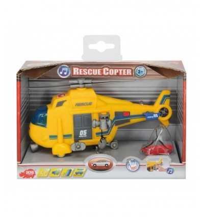 SOS helikoptern modell 203563573 Simba Toys- Futurartshop.com