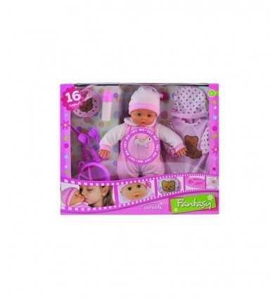 Muñeca con accesorios HDG9366 Giochi Preziosi- Futurartshop.com