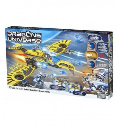 Deluxe Dual Blast Dragon Hunter 95213 Mega Bloks-Futurartshop.com