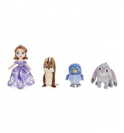 Peluche princesse Sofia GG01150 Grandi giochi- Futurartshop.com