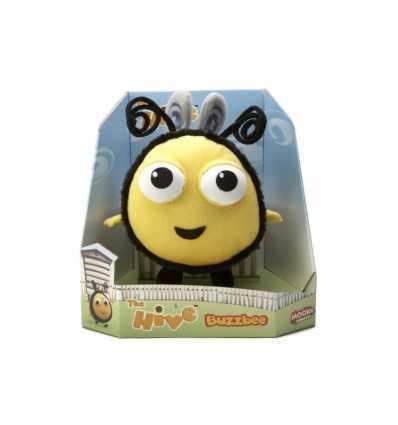 Working with Buzzbee plush bee 02121 Nice Group- Futurartshop.com