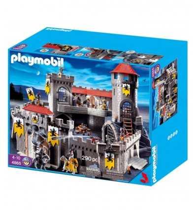 Playmobil 4865, Castello imperiale dei Knight Lion 04865 Playmobil- Futurartshop.com